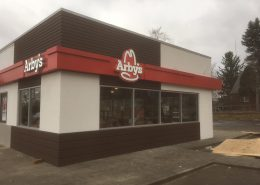 Arby's Finished Construction