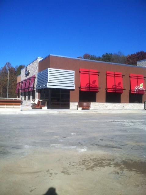 Applebee's - Finished Construction