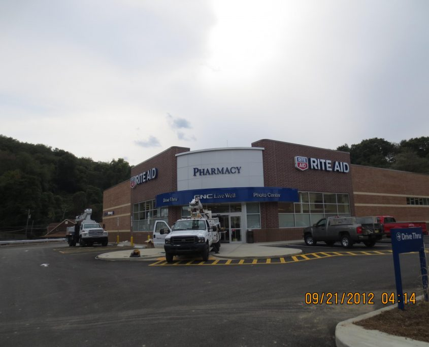 Rite Aid Completed Construction